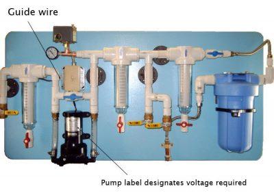 WOM Water Organizing Module Electrical Catch Water